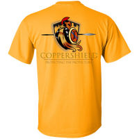 Coppershield G200 Gildan Ultra Cotton T-Shirt T-Shirts CustomCat