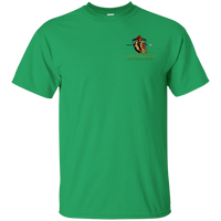 Coppershield G200 Gildan Ultra Cotton T-Shirt T-Shirts CustomCat Irish Green S