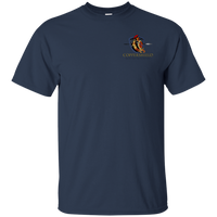 Coppershield G200 Gildan Ultra Cotton T-Shirt T-Shirts CustomCat Navy S