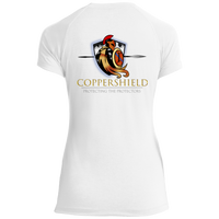 Coppershield LST700 Sport-Tek Ladies' Performance T-Shirt T-Shirts CustomCat