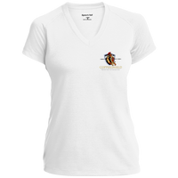Coppershield LST700 Sport-Tek Ladies' Performance T-Shirt T-Shirts CustomCat White X-Small