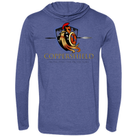 Coppershield - Men's Long-Sleeve T-Shirt Hoodie T-Shirts
