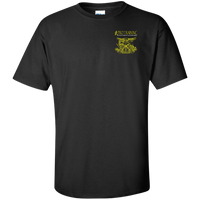 Coppershield STOPS Shirt 1 T-Shirts Black XLT