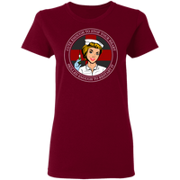 Cross Your Heart Nurse T-Shirt T-Shirts Garnet S