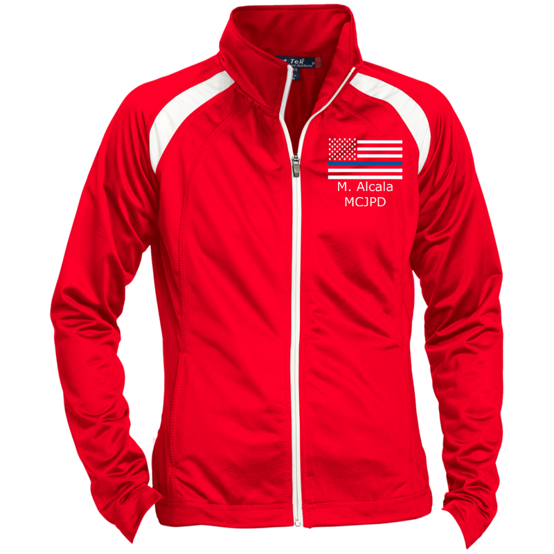 products/custom-27-ladies-raglan-sleeve-warmup-jacket-jackets-true-redwhite-x-small-375335.png