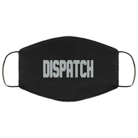 Dispatcher Face Cover Accessories Black One Size