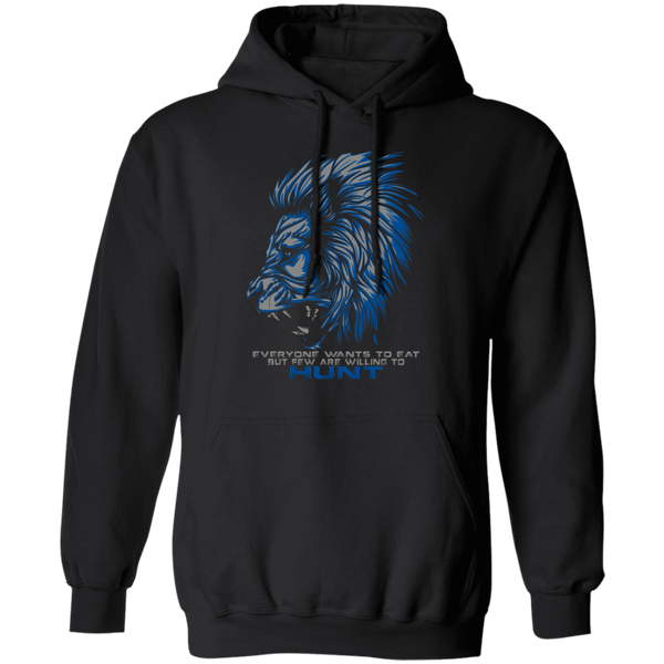 Few Will Hunt Hoodie Sweatshirts Black S