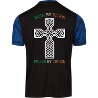 Men's Double Sided Irish by Blood Punisher Athletic Shirt T-Shirts