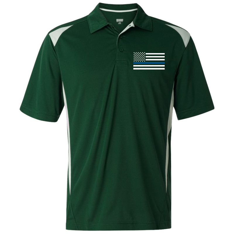 products/mens-thin-blue-line-embroidered-premier-sport-shirt-polo-shirts-dark-greenwhite-s-243765.png