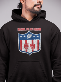 National Felon's League Hoodie Sweatshirts