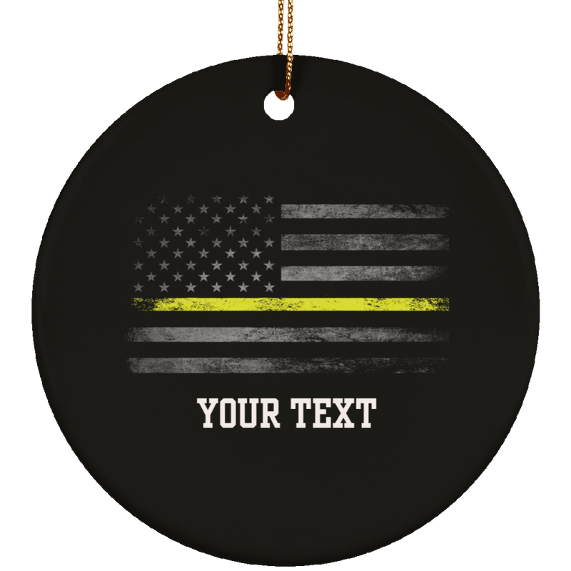 products/personalized-thin-yellow-line-dispatch-ornament-housewares-black-one-size-131082.png