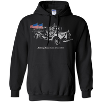 proto Making House Calls Since 1853 Hoodie Sweatshirts Black S
