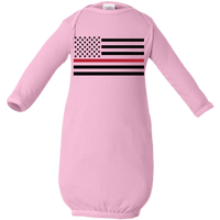 Proto Thin Red Line Infant Layette T-Shirts Pink One Size