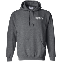 Proto This Is My Safe Space Hoodie Sweatshirts Dark Heather S