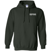 Proto This Is My Safe Space Hoodie Sweatshirts Forest Green S