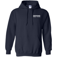 Proto This Is My Safe Space Hoodie Sweatshirts Navy S