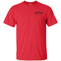 RED Remember Everyone Deployed Double-Sided T-Shirt T-Shirts CustomCat