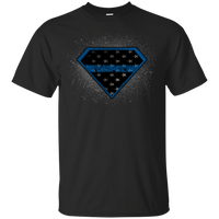 Super Leo TBL Youth Shirt T-Shirts CustomCat Black YXS