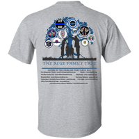 The Blue Family T-Shirt T-Shirts