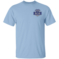 The Blue Family T-Shirt T-Shirts Light Blue S