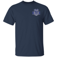 The Blue Family T-Shirt T-Shirts Navy S