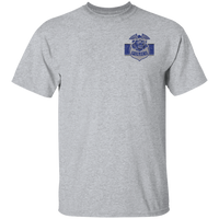 The Blue Family T-Shirt T-Shirts Sport Grey S