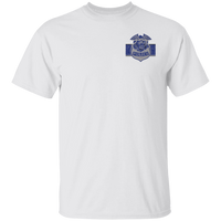 The Blue Family T-Shirt T-Shirts White S