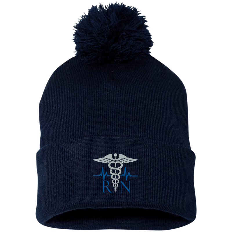 products/the-nurses-embroidered-caduceus-pom-pom-cap-hats-navy-one-size-501081.png