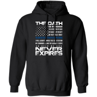 The Oath Hoodie Sweatshirts Black S