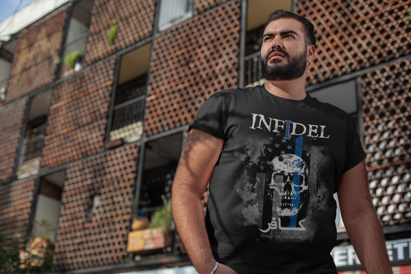 products/thin-blue-line-infidel-t-shirt-t-shirts-880634.png