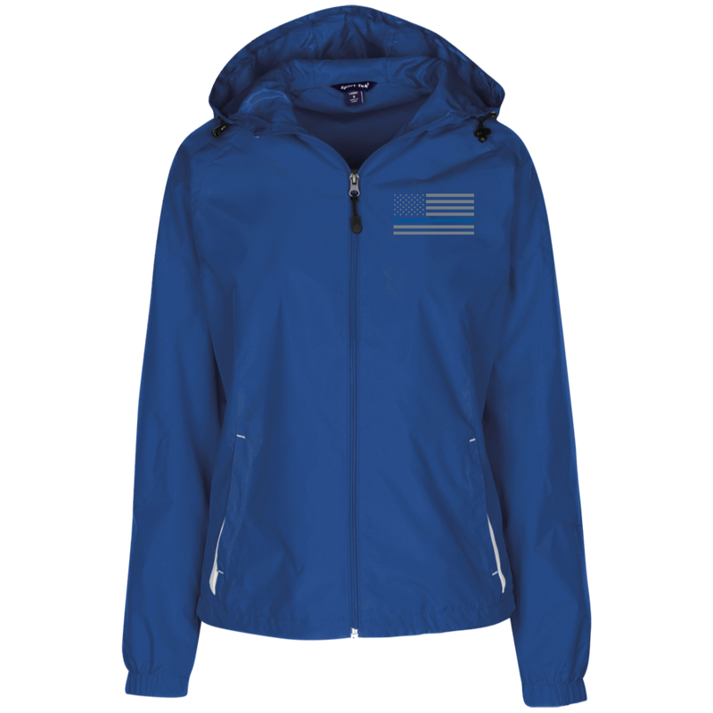 products/thin-blue-line-ladies-wind-breaker-jacket-warm-ups-true-royalwhite-x-small-320004.png