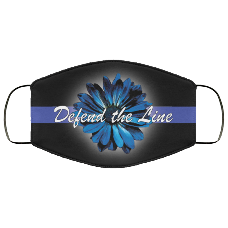 products/thin-blue-line-sunflower-face-cover-accessories-black-one-size-118033.png
