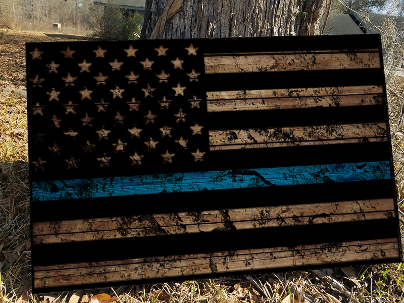 products/thin-blue-line-woodgrain-canvas-decor-119347.png