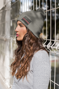Thin Red Line Knit Cap Hats