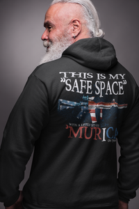 This Is My Safe Space Hoodie Sweatshirts
