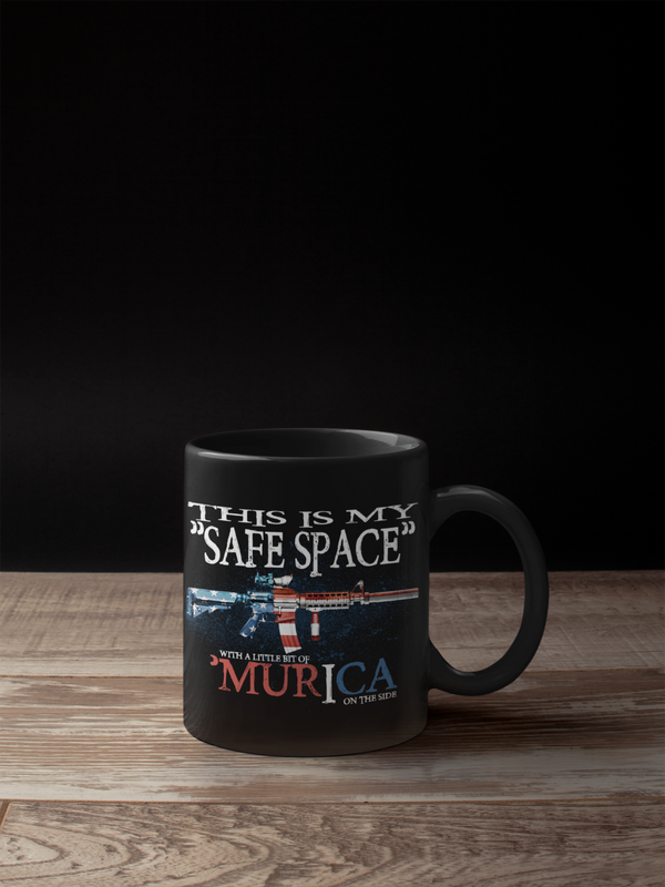 This Is My Safe Space Mug Drinkware