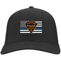 Tucson Blue Line Flag Hat Hats