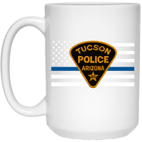Tucson Mug White Drinkware White One Size