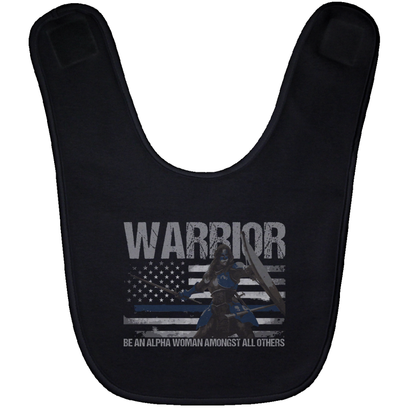 products/warrior-be-an-alpha-woman-thin-blue-line-baby-bib-accessories-black-one-size-230972.png