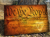 We The People Canvas Decor ViralStyle