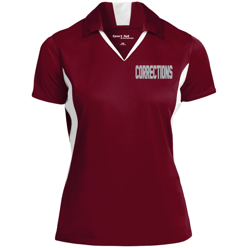 products/womens-embroidered-corrections-colorblock-performance-polo-polo-shirts-maroonwhite-x-small-177997.png