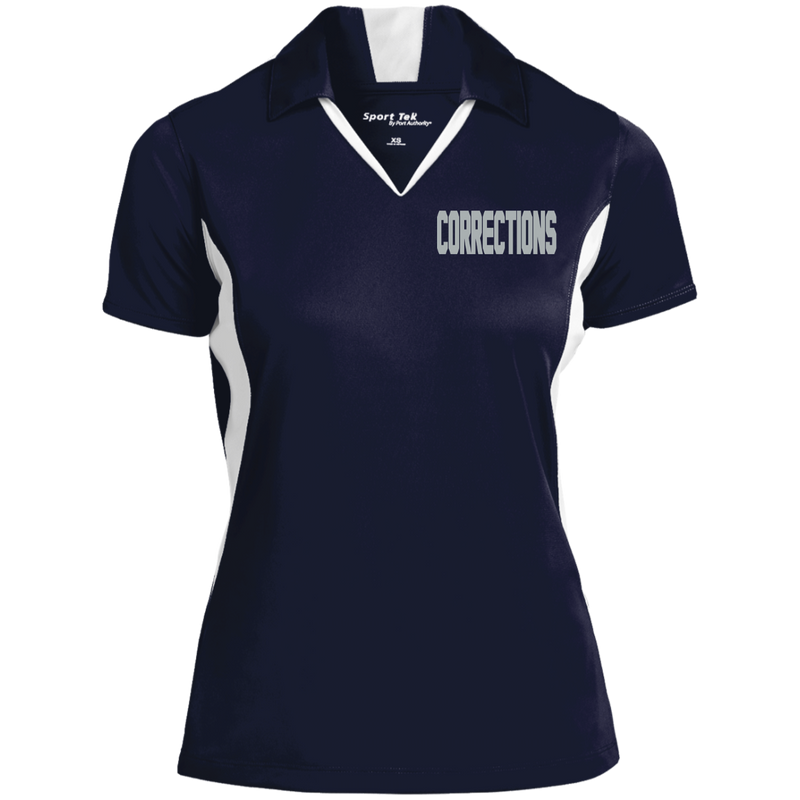 products/womens-embroidered-corrections-colorblock-performance-polo-polo-shirts-true-navywhite-x-small-578084.png