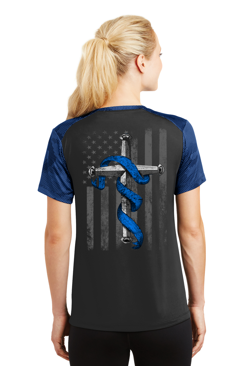 products/womens-punisher-thin-blue-line-cross-flag-athletic-shirt-t-shirts-747389.png