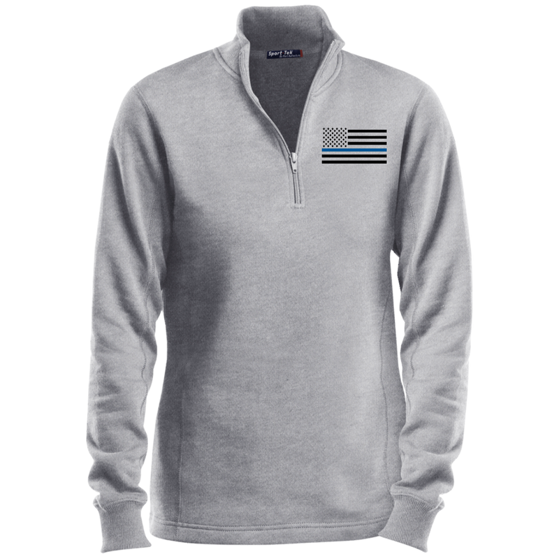 products/womens-thin-blue-line-black-ops-14-zip-performance-sweatshirt-sweatshirts-athletic-heather-x-small-596024.png