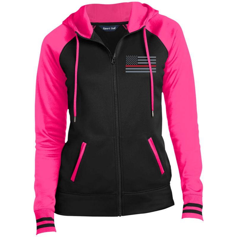 products/womens-thin-red-line-embroidered-full-zip-hooded-jacket-jackets-blackneon-pink-x-small-320271.png
