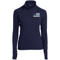 Women's Thin White Line Performance Pullover Pullover True Navy X-Small