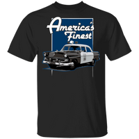 Youth America's Finest T-Shirt T-Shirts Black YXS