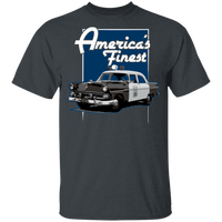 Youth America's Finest T-Shirt T-Shirts Dark Heather YXS