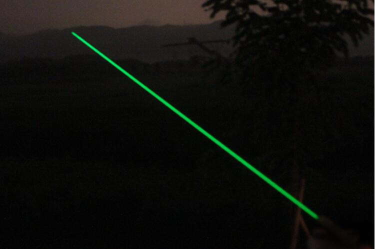 High Power Tactical Military Grade Green Laser Pointer