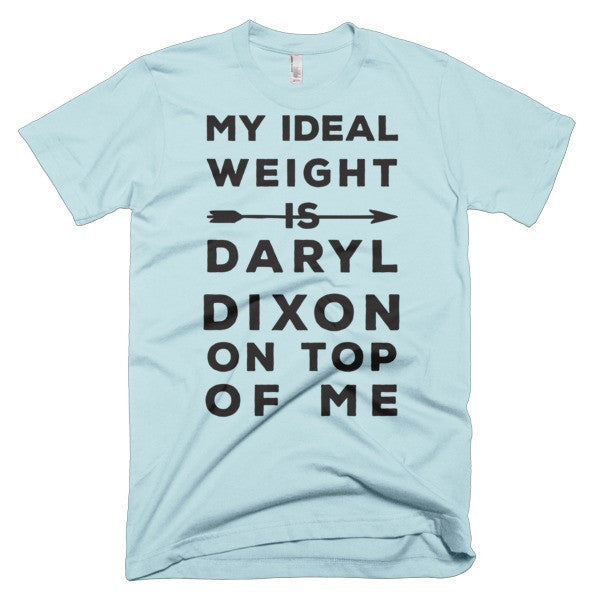 Ideal Weight: Daryl Dixon On Top Tee